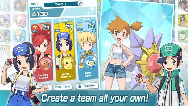 Pokemon Masters Android APK