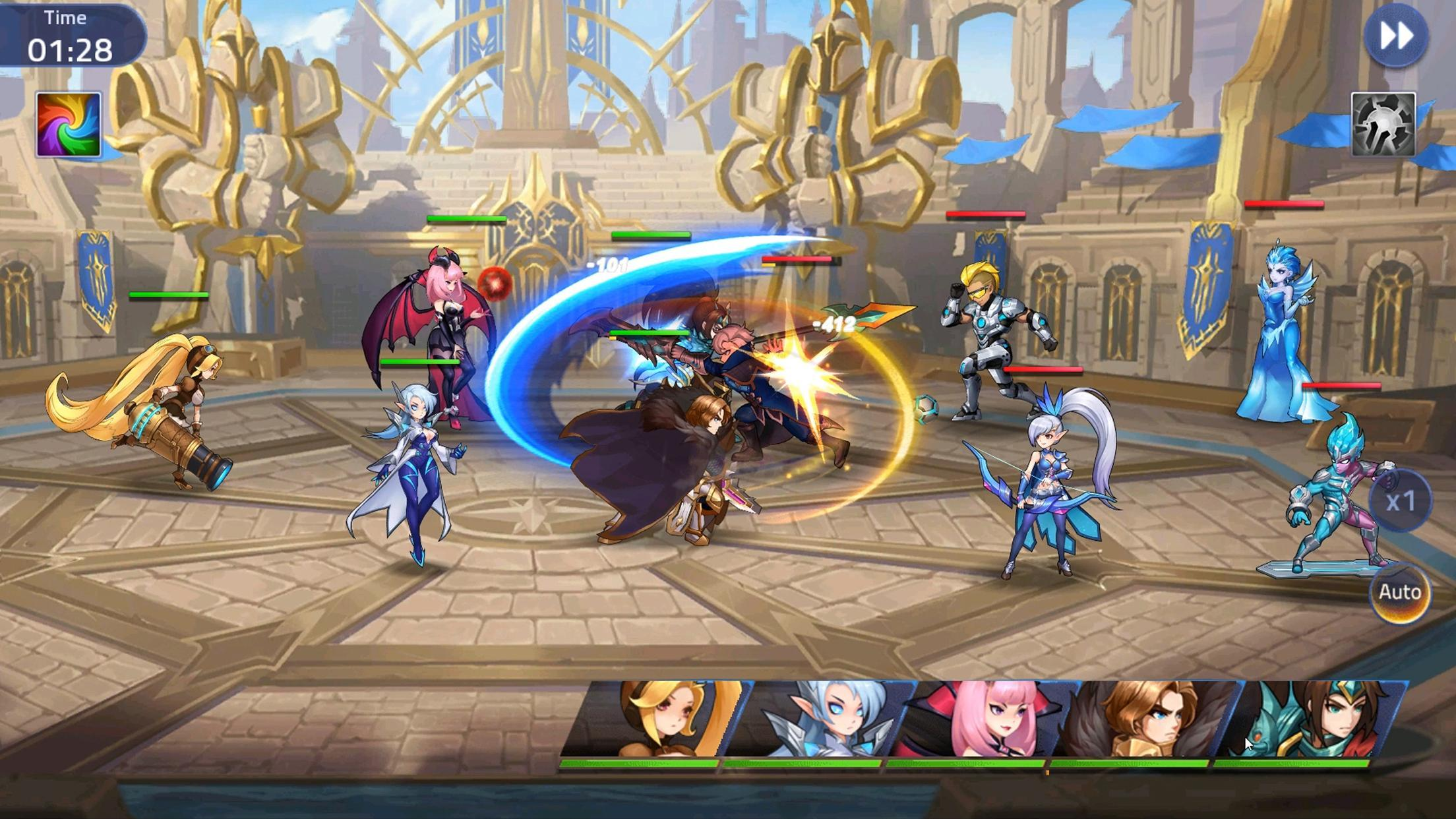 Mobile Legends Adventure Android APK