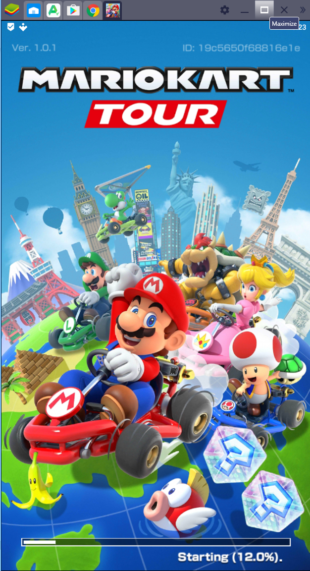 Mario Kart Tour for Windows 10