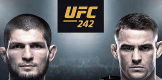Watch UFC 242 Khabib vs Poirier