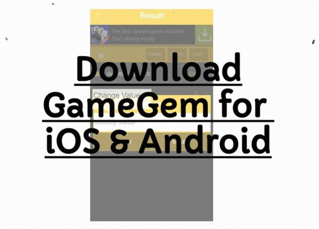 GameGem Hack For iOS