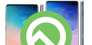 update Galaxy S10/S10 Plus to Android 10