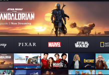watch Disney+ on Vizio Smart TV with AirPlay 2