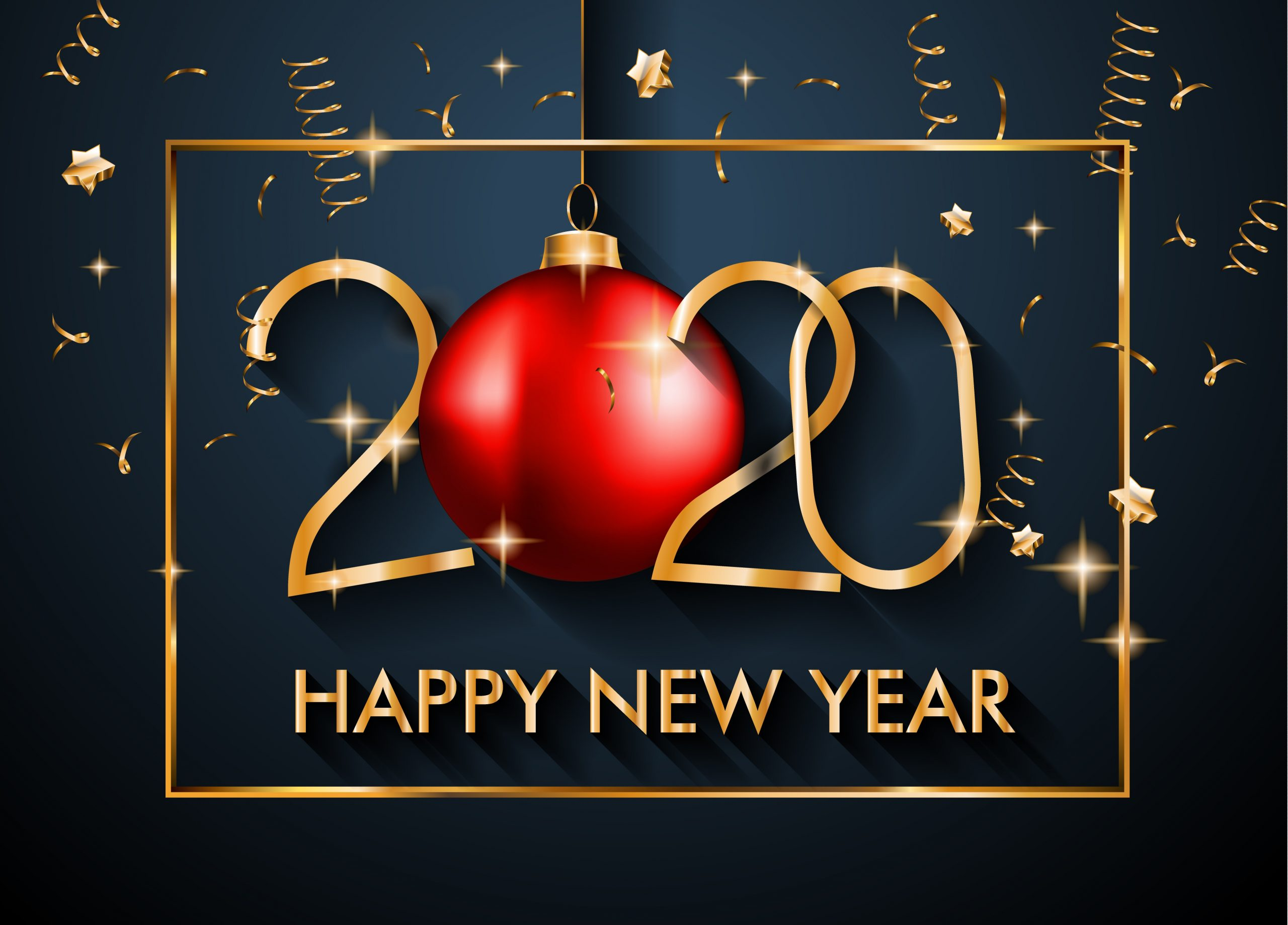 Best 4K Happy New Year 2020 Wallpapers & Images | TechBeasts