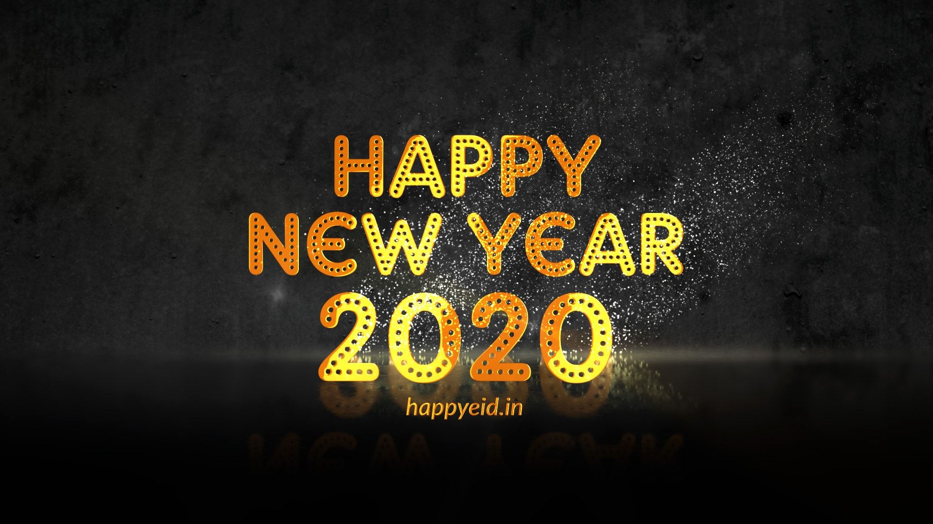 Happy New Year 2020 Wallpapers for iPhone