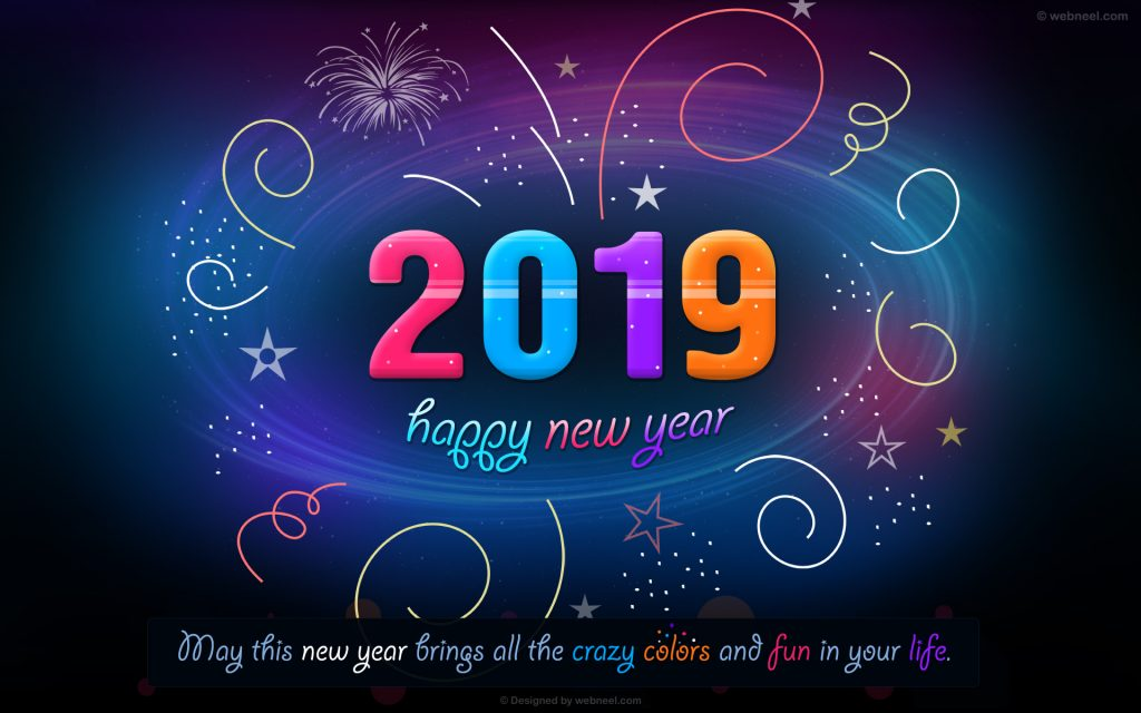 Best HD Happy New Year 2020 Wallpapers