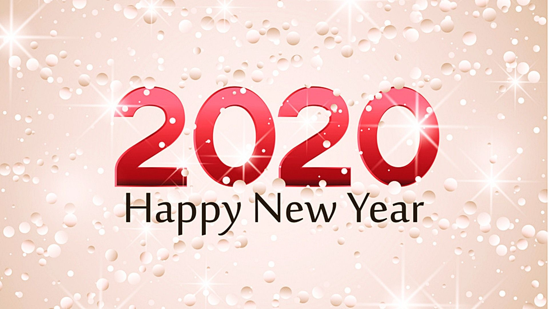 Happy New Year 2020 HD Wallpapers for iPhone