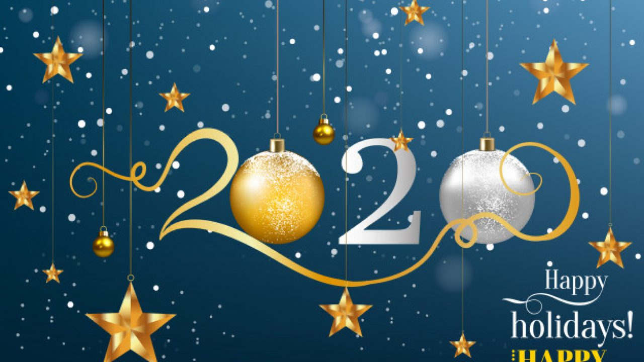 Download Happy New Year 2020 Wallpapers
