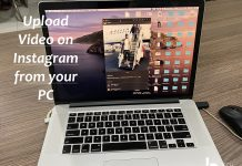 Upload Video to Instagram from Computer