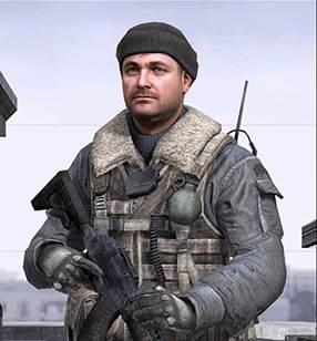 Sergeant Kamarov