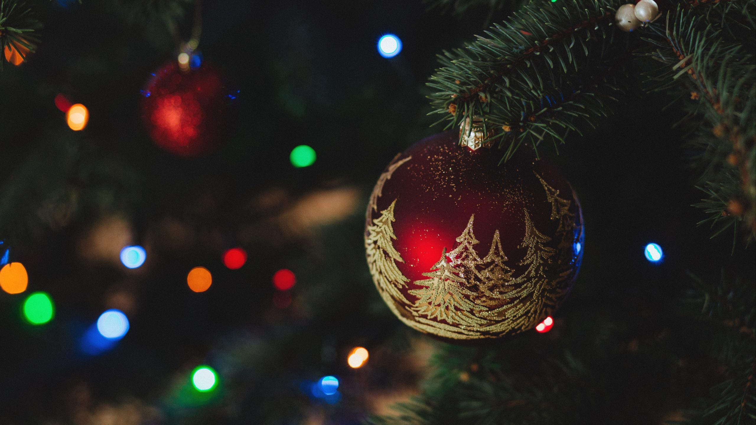 Happy Merry Christmas 2019 4K Images