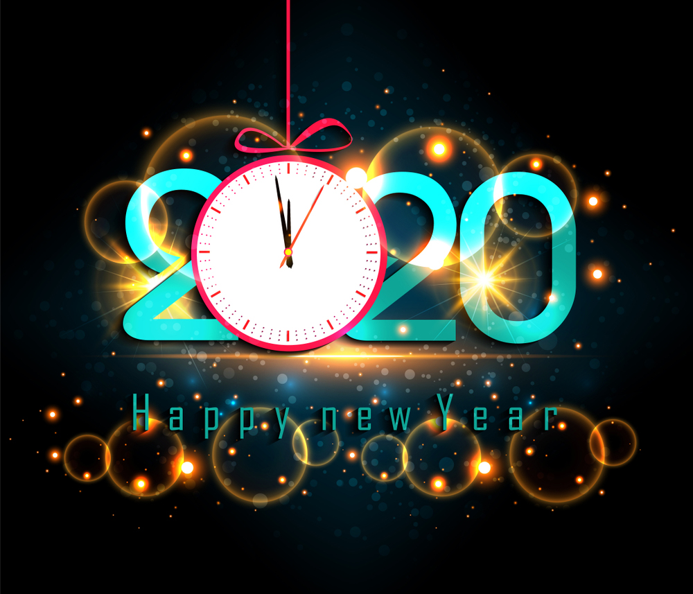 Happy New Year 2020 HD Wallpapers for Android