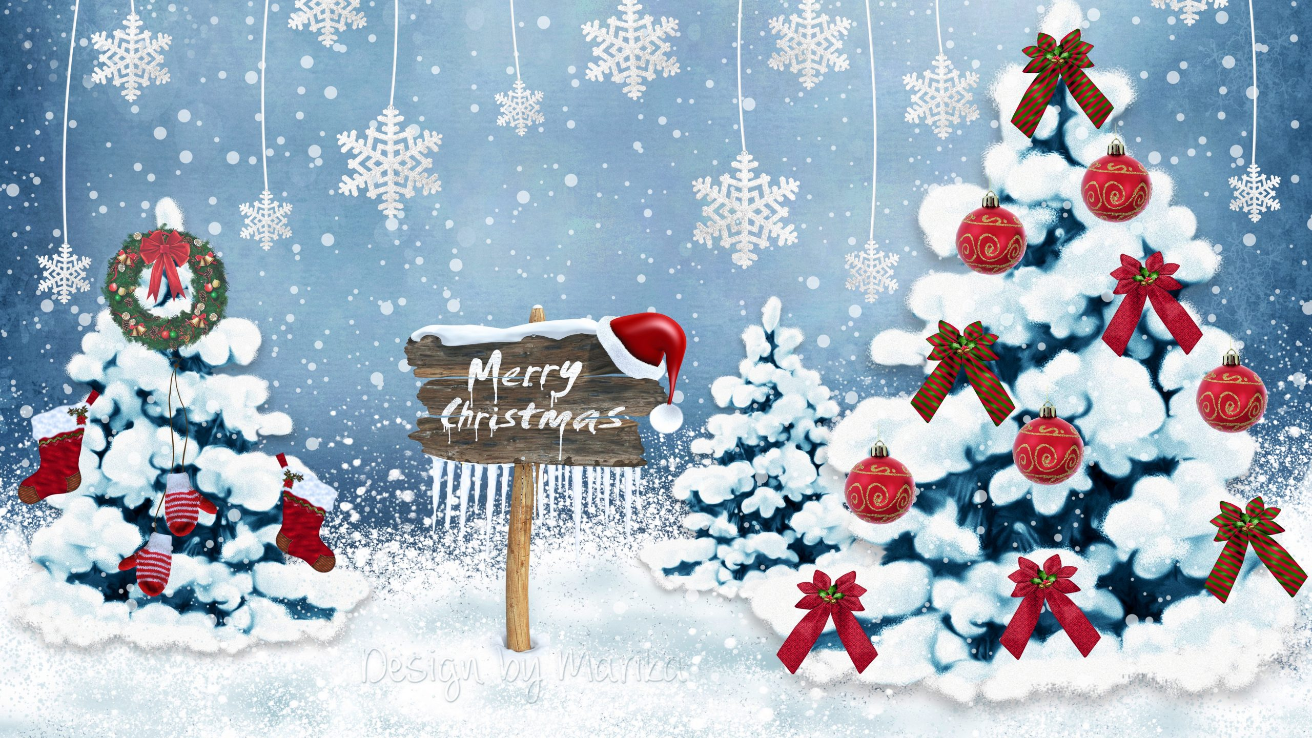Happy Merry Christmas 2019 Wallpapers