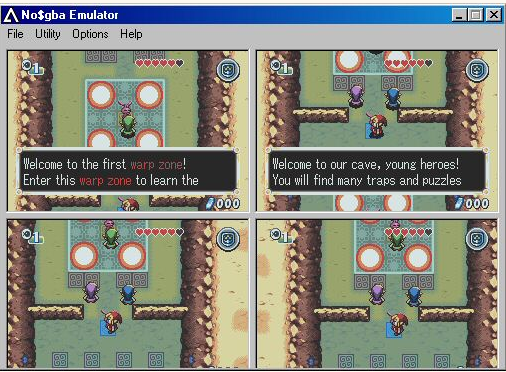 nogba gba emulators for windows