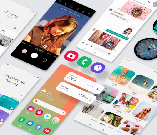 galaxy a50 android 10 one ui 2