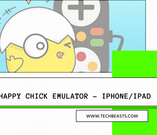 download happy chick emulator for iphone