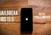 UnJailbreak iOS 13.5