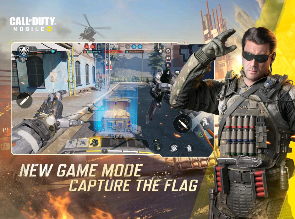 garena call of duty mobile pc