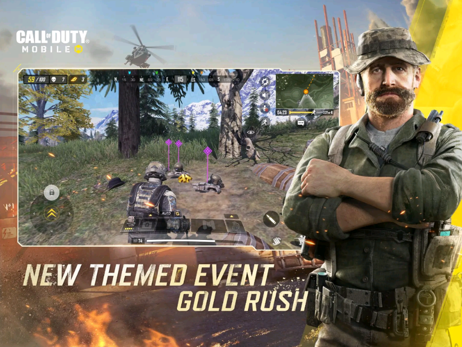 garena call of duty mobile for pc