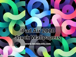 Download iPad Air 2020 Stock Wallpapers