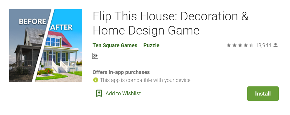 Flip This House for Mac