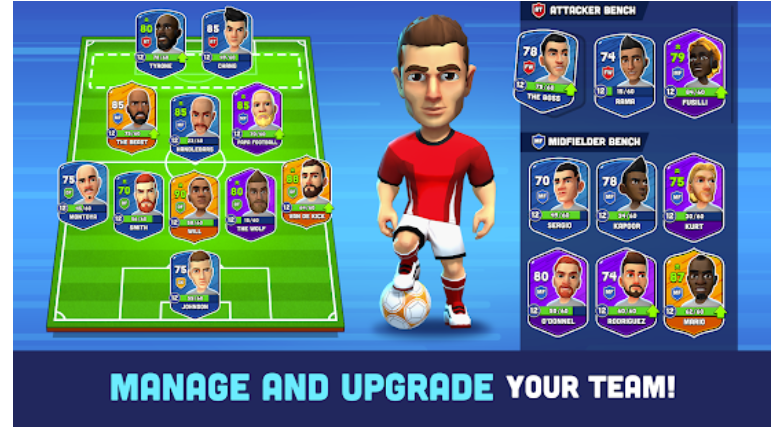 Mini Football app download PC