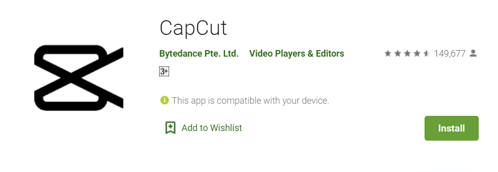 CapCut for Mac