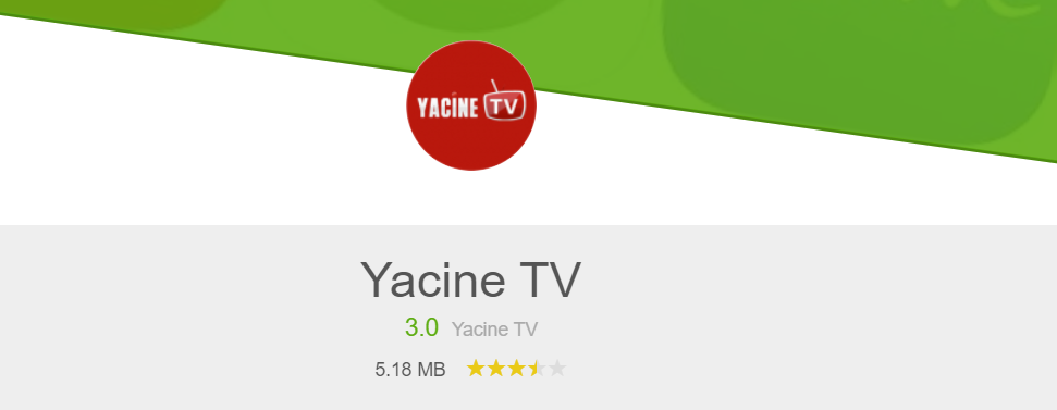 Yacine TV for Mac
