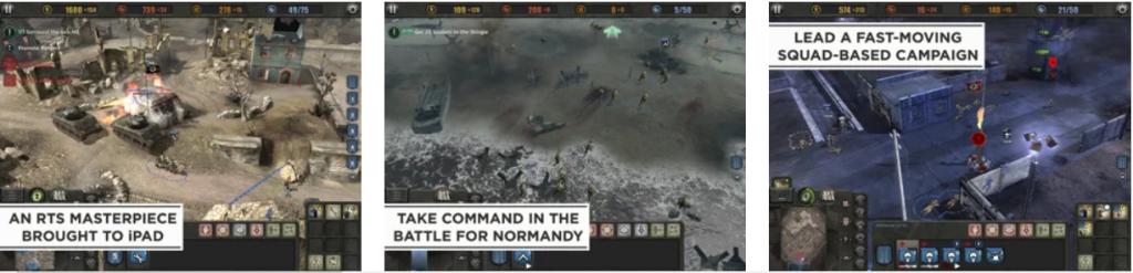 Company of Heroes app PC download