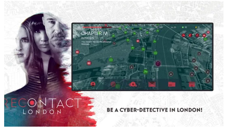 Recontact London app PC download