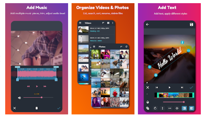 AndroVid app PC download