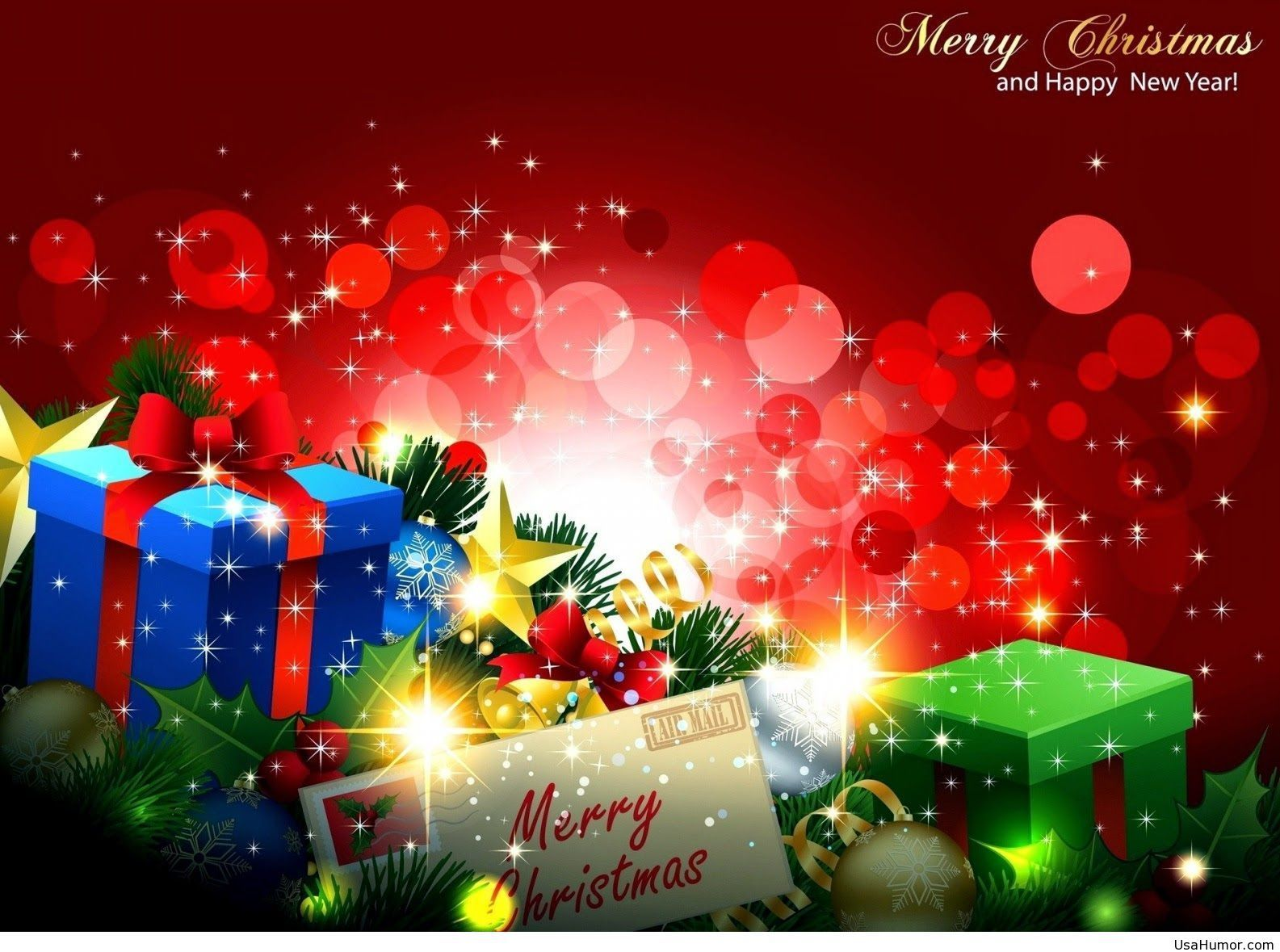 best hd merry christmas wallpaper for desktop
