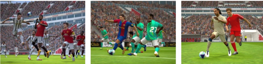 eFootball PES 2021 app PC download