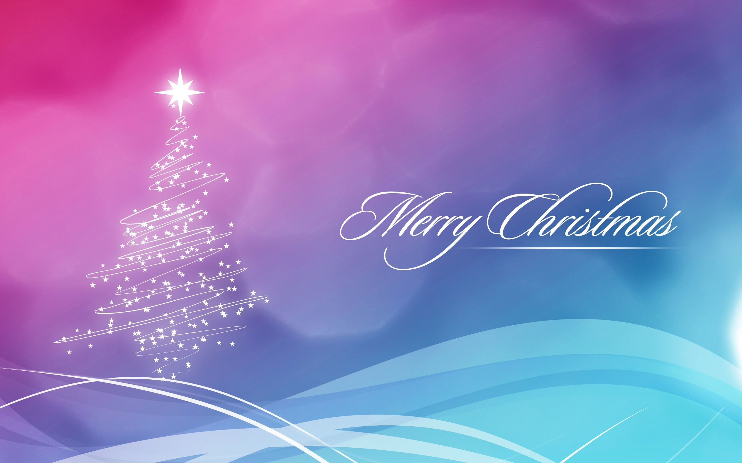 happy merry christmas 2020 hd wallpaper