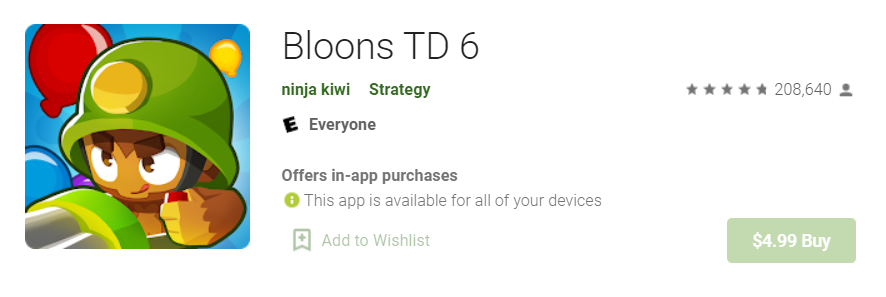 Bloons TD 6 for Mac