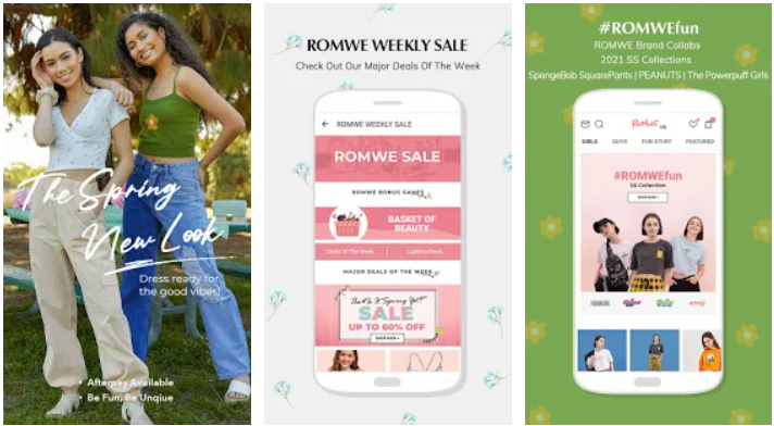 RomWe app PC download