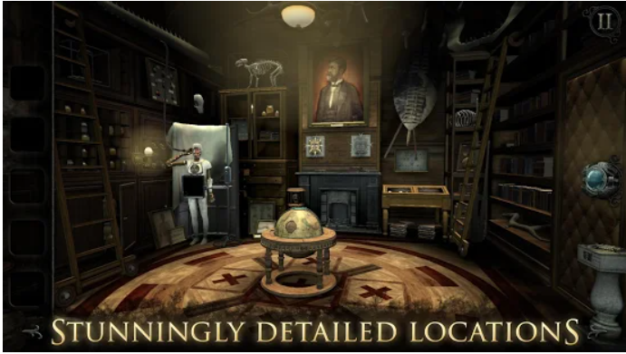 The Room Old Sins app PC download