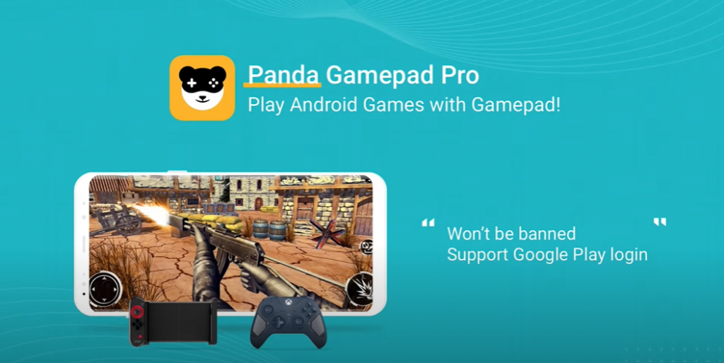 Panda Gamepad Pro for Windows