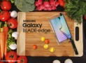 Samsung Announces Galaxy Blade Edge, World's First Smart Knife